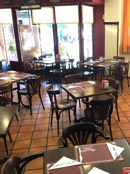 BONDILLO Leganés - Carta Cafetería