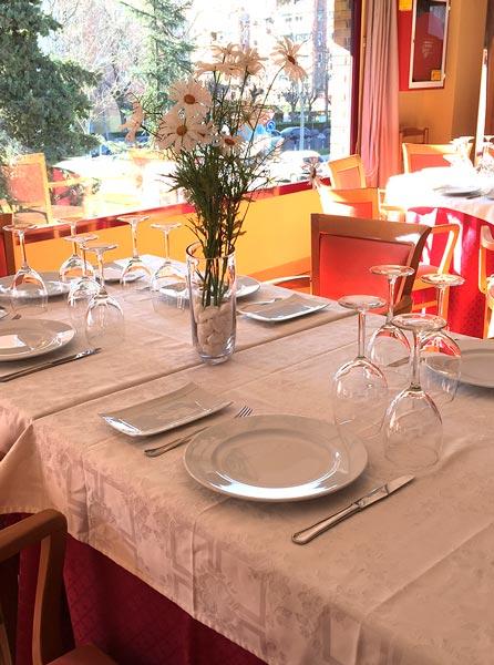 BONDILLO Leganés - Carta Restaurante