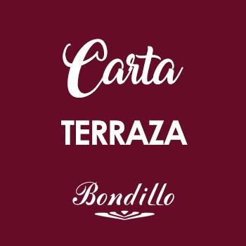 BONDILLO - Carta Terraza